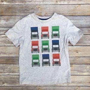 Hanna Andersson Truck Shirt